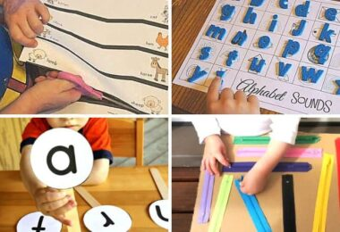 Here are the things to work on to help your child getting ready for kindergarten