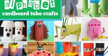 so many super cute tp roll crafts for preschool, prek, and kindergarten age kids