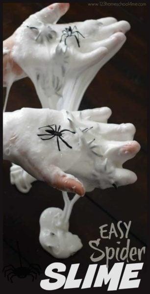 Amazing Spider Slime