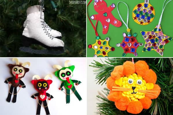 ice skates, lion, koala,