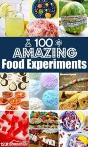 food experiments
