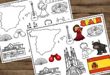 Spain for Kids