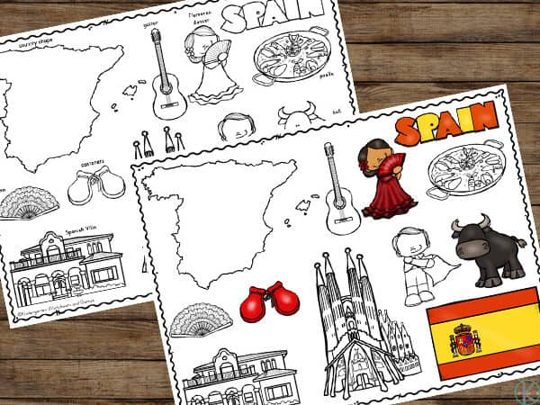 Europe Coloring Page | Free Europe Online Coloring | Europe map ... | 450x600