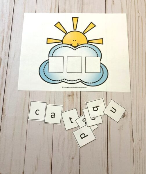 cvc sight words
