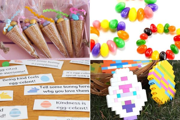 easter activities for kids from scavenger hunts to jelly bean activiites, peep playdoug and more for toddler, preschool, prek, and kindergarten
