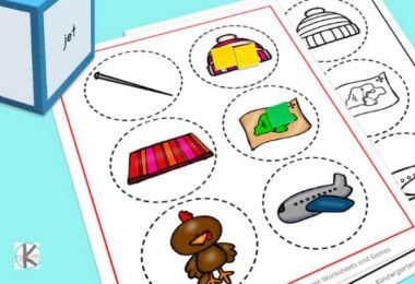 cvc word games to help kindergartners practice rhyming and word families