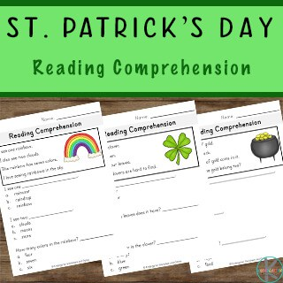 lots of fun, educational st patricks day activites