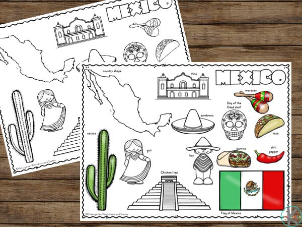 cactus coloring page | Free kids coloring pages, Coloring pages ... | 450x600