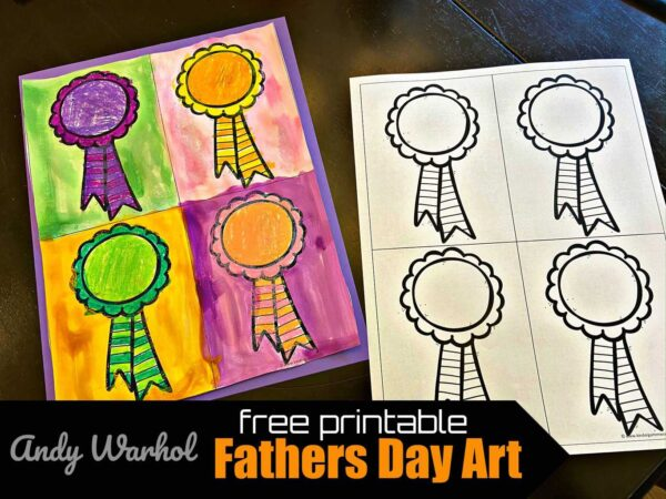 Fathers Day Craft for Kids