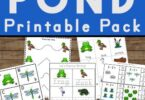 Pond Printable Pack