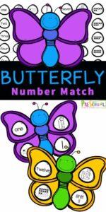 butterfly activity for preschoolers