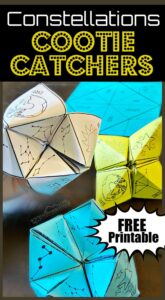 Cootie Catchers Constellations
