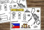 Find lots of cute clipart to teach students Philippines Information
