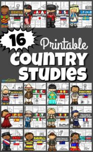 Printable Country Studies