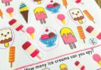 Does your child like I spy activities? They are not only fun activity sheets for toddlers, preschoolers, kindergartners, and grade 1, but they help children work on visual discrimination and counting. Grab this free printable, summer ice cream themed, I Spy Printables and have fun spying some yummy ice cream and popsicles!