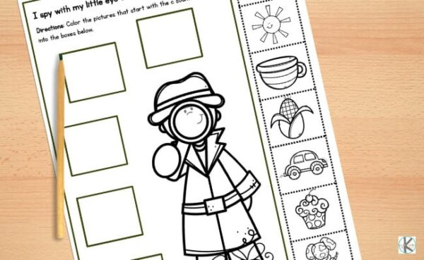 these free worksheets are a great tool in teaching phonics for kids