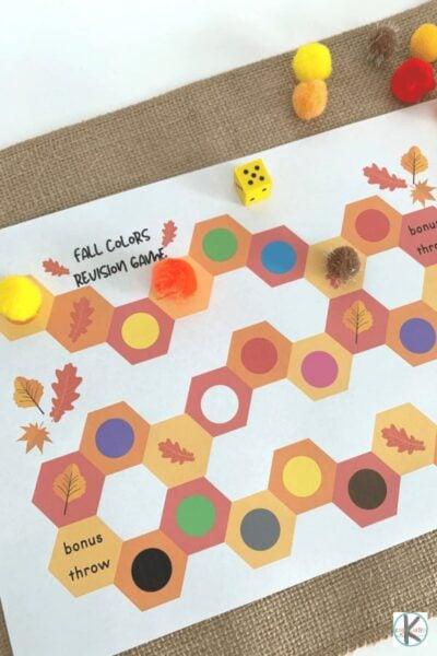 printable fall game