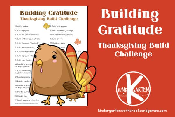 November gratitude challenge