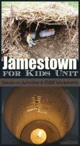 jamestown for kids