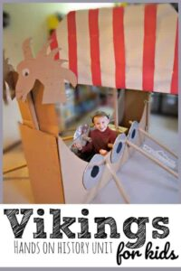 vikings for kids