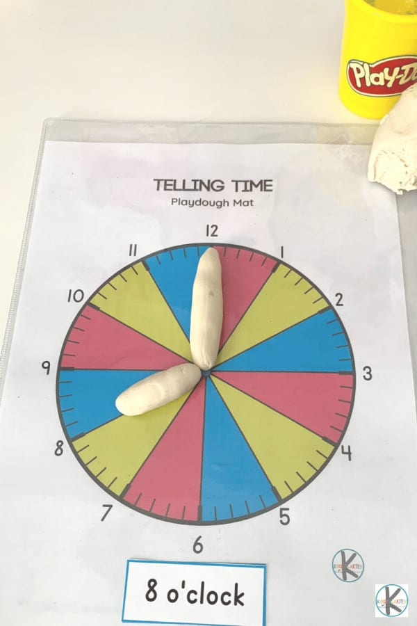 telling the time exercises