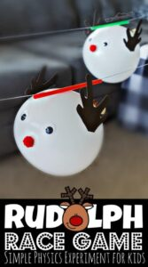 Rudolph-Race-Game
