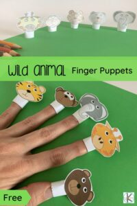 Are your children learning about wild animals for kids? Add these super cute, freeWild Animals Finger Puppets to youranimals theme or day to play and learn! TheseAnimal Printables are a fun animal activities for kids to add to your lesson plan to provide a creative opportunity for their learning! Simply download pdf file withfinger puppet template printable and you are ready to play with your toddler, preschool, pre-k, kindergarten, or first grade student.