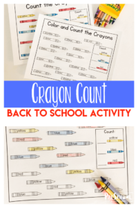 crayon colors i spy worksheets