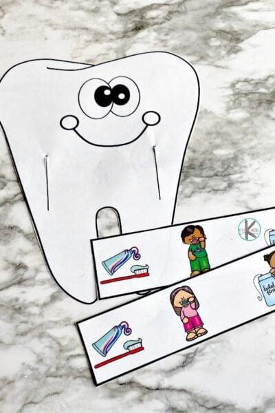free dental printables