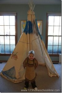 native americans for kids