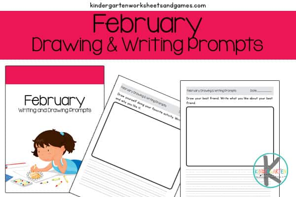 writing promtps for february