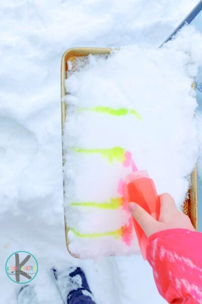 Winter Activity for Kids