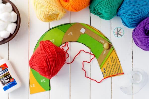 rainbow craft ideas for kindergarten