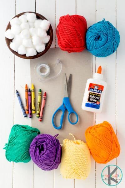 yarn craft for kids