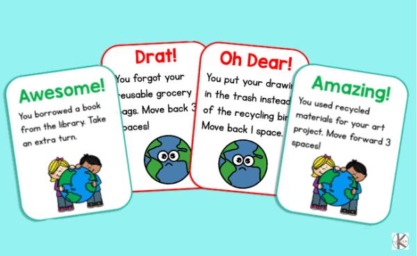 Fun activities to teach recycling