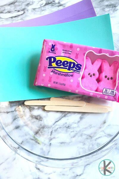 Peeps Experiment