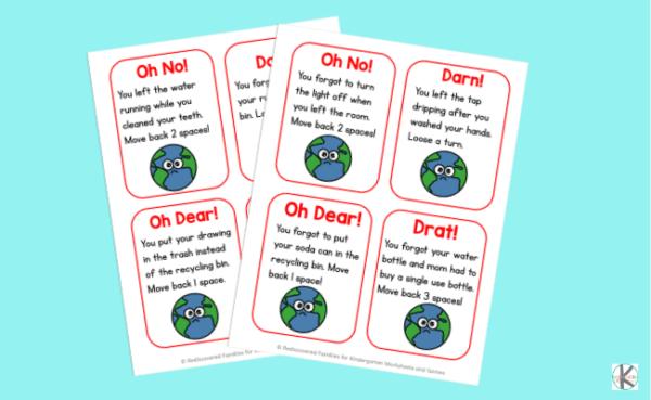 Recycling activities for preschoolers