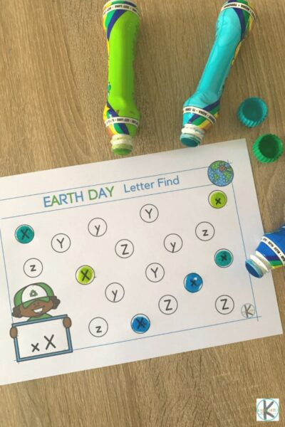 earth day printable activities