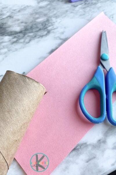 toilet paper roll craft for preschoolers