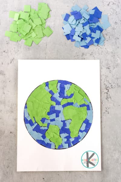 Earth Day Kindergarten Activities