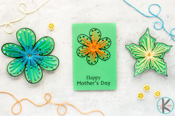 Mothers day gifts from kids