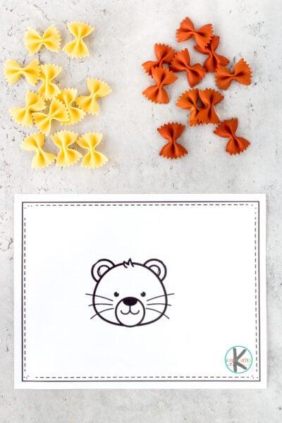 Zoo Craft Animals