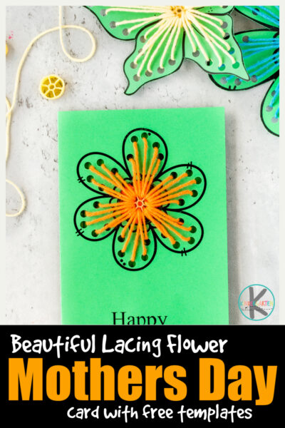 Celebrate Mom with a beautifulmothers day gift! Thisflower craft includes a Mother's Day card template and lovely printable mothers day card to color pdf.
