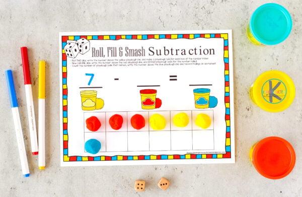 Teaching Subtraction