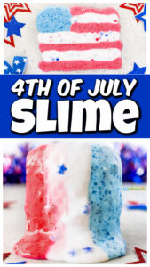 4th of july slime