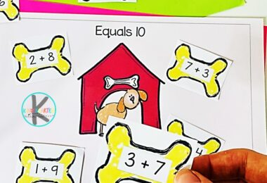 Addition Facts to 10