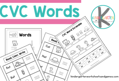 CVC at words