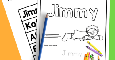 Free Printable Name Tracing