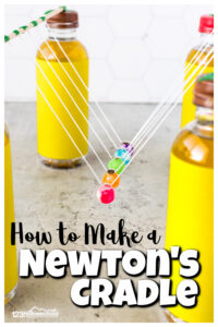 How to Make a Newton's Cradle