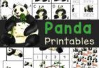 Panda-Printables